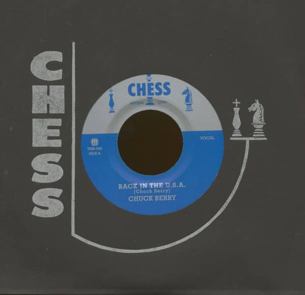 Back In The U.S.A. - Memphis, Tennessee (7inch, 45rpm, RSD)