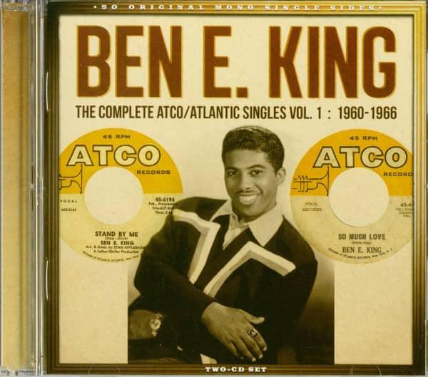 The Complete Atco&Atlantic Singles Vol.1 1960-1966 (2-CD)