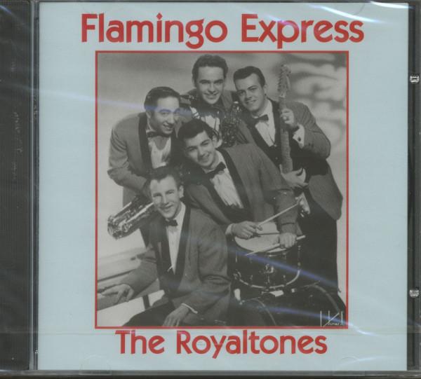 Flamingo Express (CD, feat.the Ramrods)