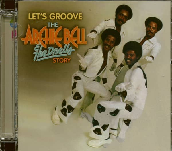 Let's Groove - The Archie Bell & The Drells Story (2-CD)