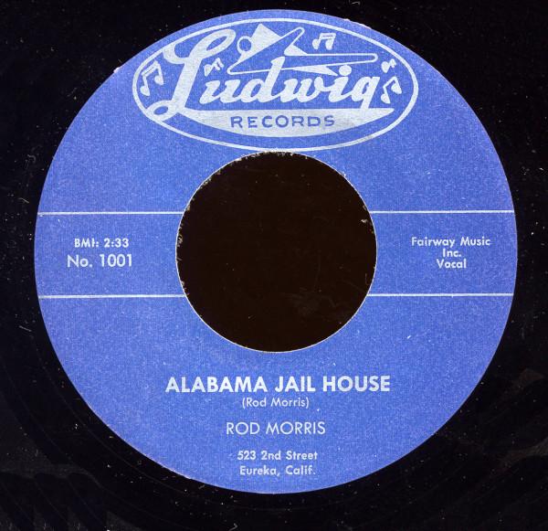 Alabama Jail House b-w Ghost Of Casey Jones