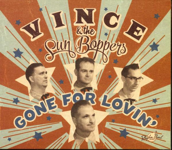 Gone For Lovin' (CD)