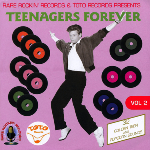 Vol.2, Teenagers Forever