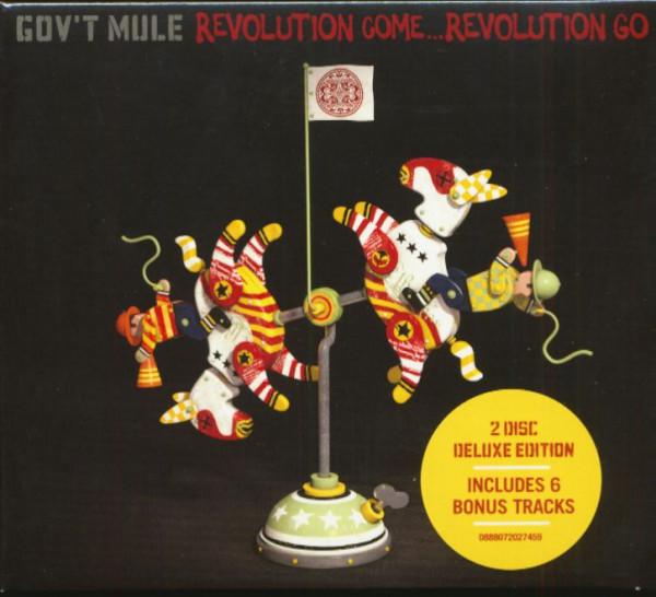 Revolution Come...Revolution Go (2-CD)