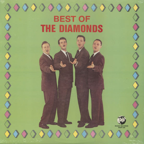 Best Of The Diamonds (LP)