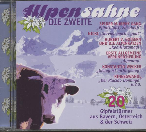 Vol.2, Alpensahne