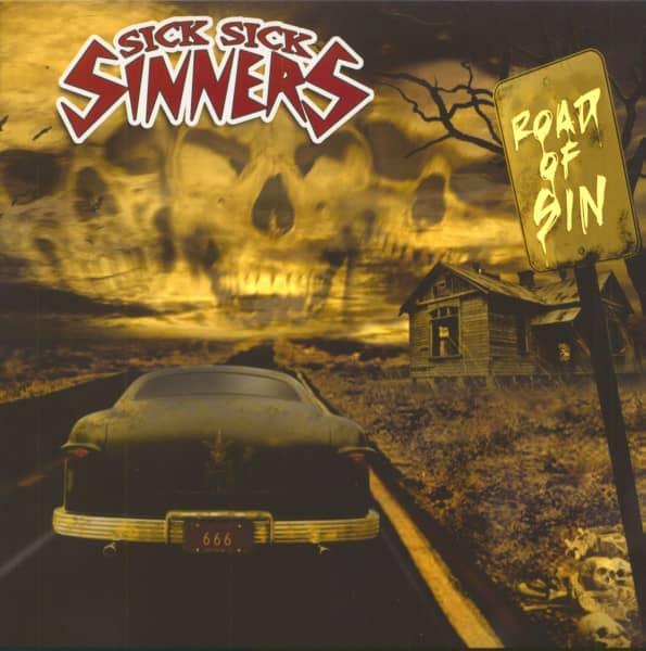 Road Of Sin (LP)