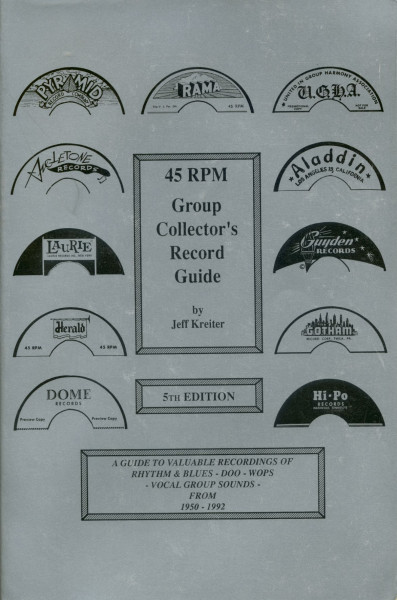 45rmp Group Collector's Record Price Guide - 5th Edition