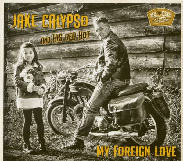 My Foreign Love (CD)