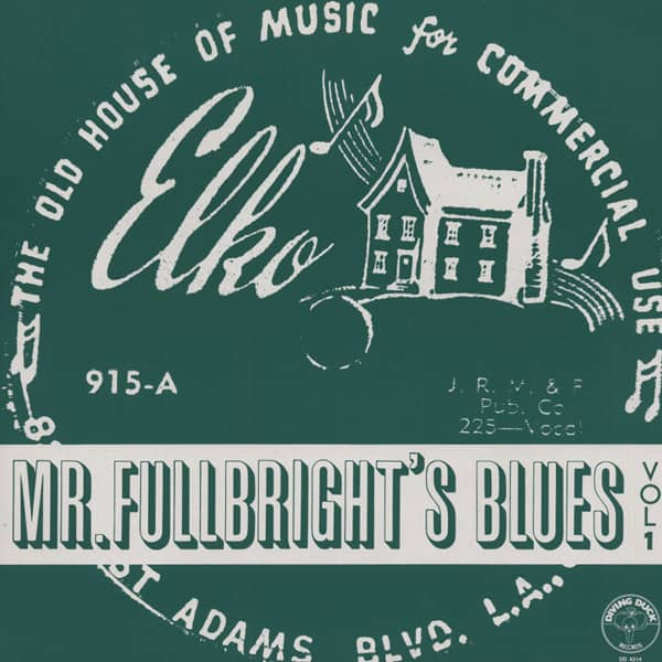 Mr.Fulbrights Blues Vol.1