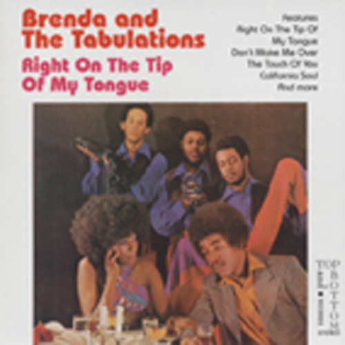 Right On The Tip Of My Tongue (Stereo Mixes)