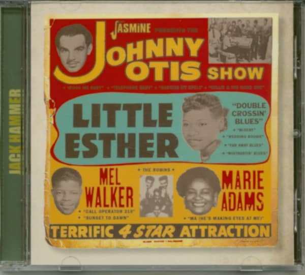 Johnny Otis Show:.. Blues, Twist, Hand Jive Cha Cha (CD)