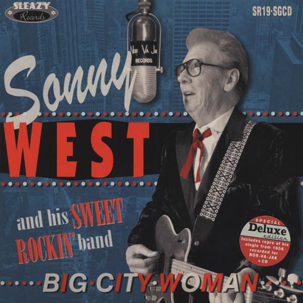 Big City Woman (CD & 7inch 45RPM)