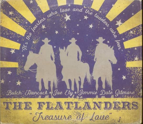 Treasure Of Love (CD)