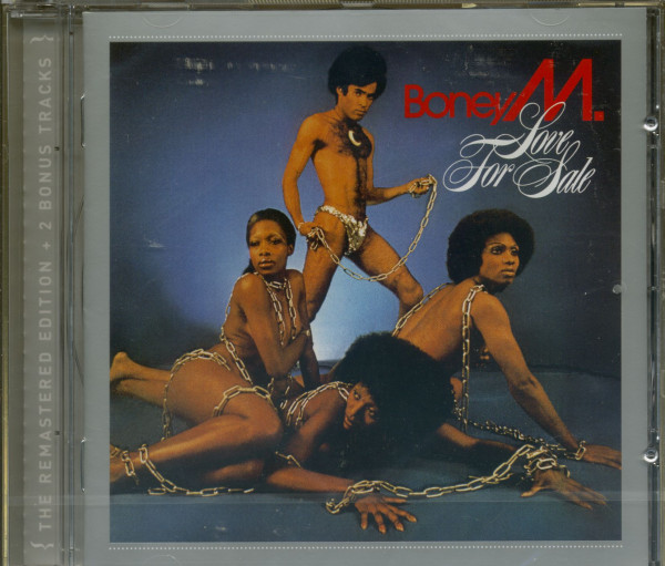 Love For Sale...plus (CD)