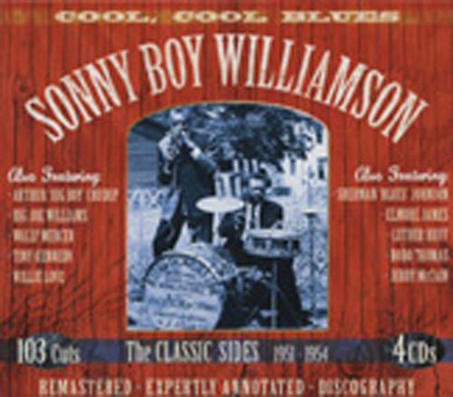 Cool Cool Blues (4-CD-Box)