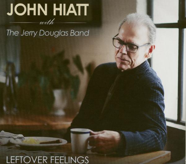 Leftover Feelings (CD)