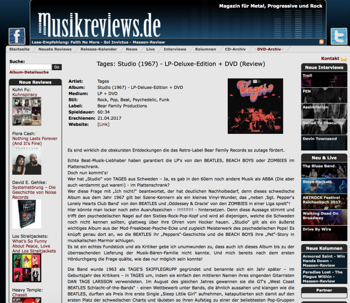 tages-musikreviews