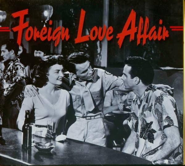 Foreign Love Affair (CD)