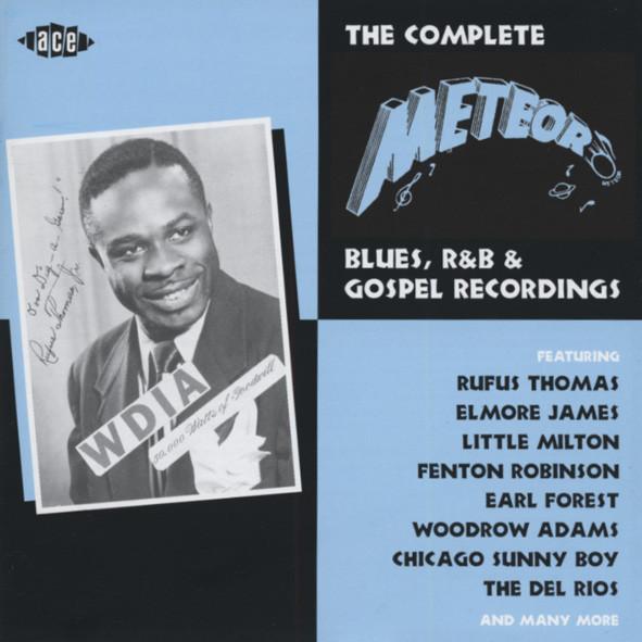 Meteor - Complete Blues, R&B & Gospel Recording (2-CD)