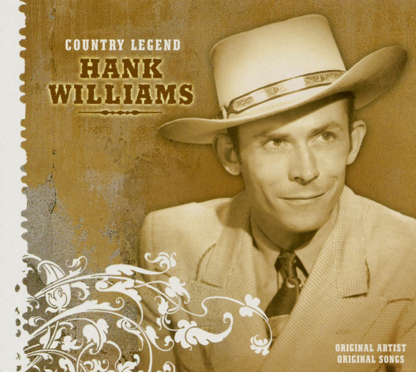 Country Legend (CD)