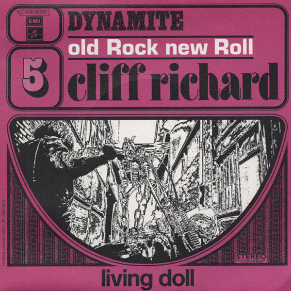 Old Rock New Roll #5 7inch, 45rpm, EP, PS