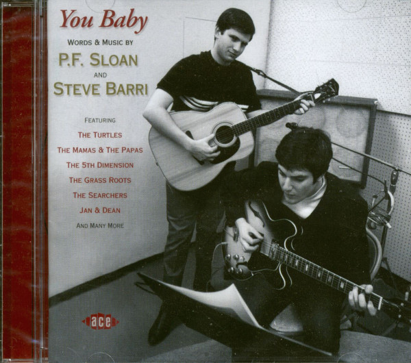 You Baby - Word & Music by P.F.Sloan - Steve Barri (CD)