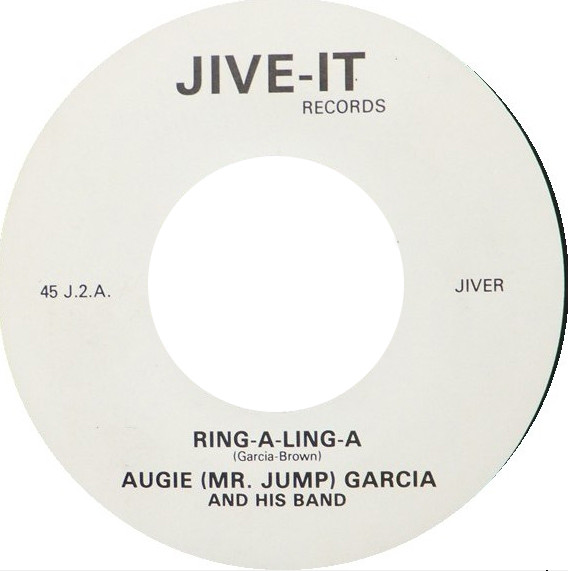 Ring-A-Ling-A - Be My Guest 7inch, 45rpm