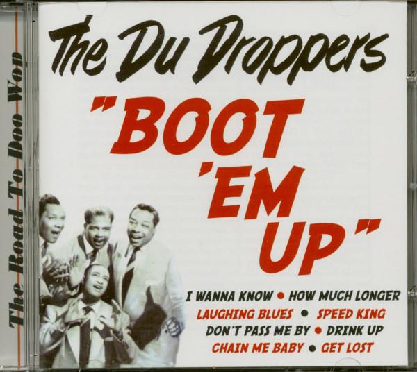 Boot 'Em Up (CD)