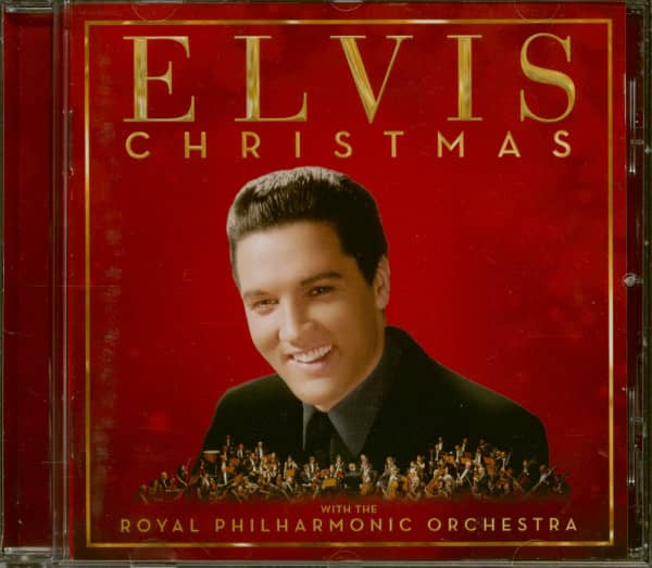 Elvis Christmas - With The Royal Philarmonic Orchestra (CD, Deluxe Edition)