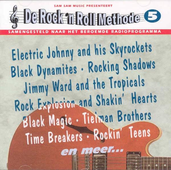 De Rock'n'Roll Methode Vol.5 (CD)