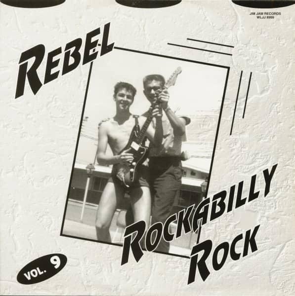 Rebel Rockabilly Vol.9 (LP)
