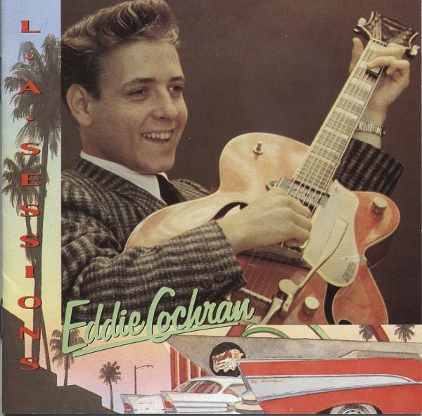 L.A. Sessions (CD)