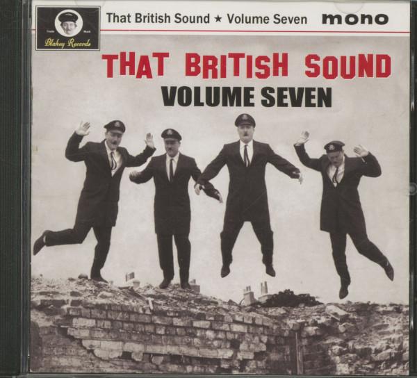 That British Sound Vol.7 (CD)