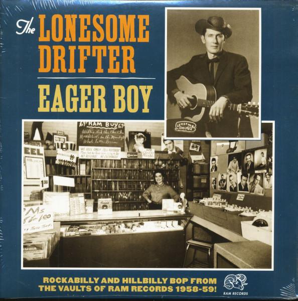 Eager Boy (LP)