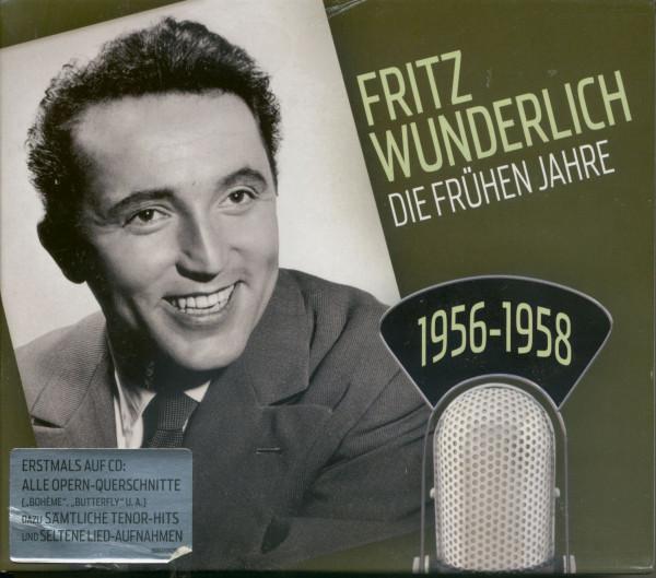 Die frühen Jahre 1956-58 (5-CD)