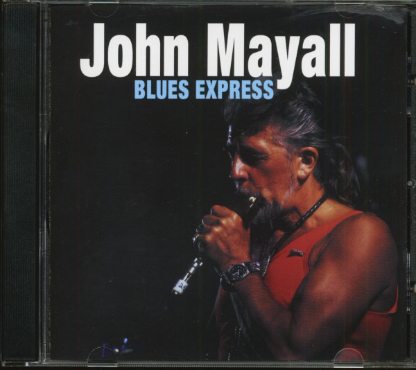 Blues Express (CD)