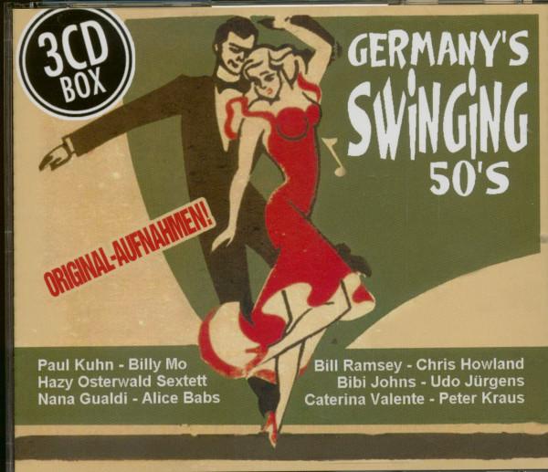 Germany's Swinging 50's (3-CD)
