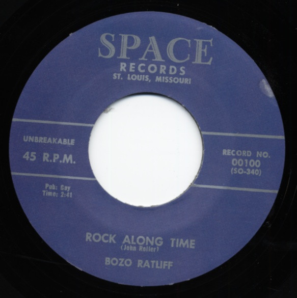 Let Me In - Rock Along Time (7inch, 45rpm)