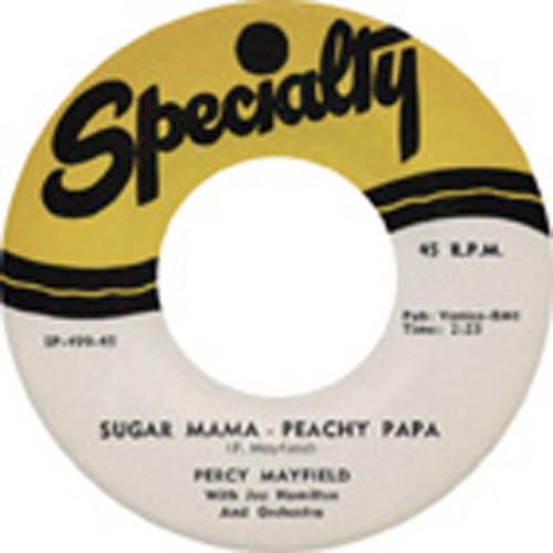 Sugar Mama-Peachy Papa - You Don't Exist..7inch, 45rpm