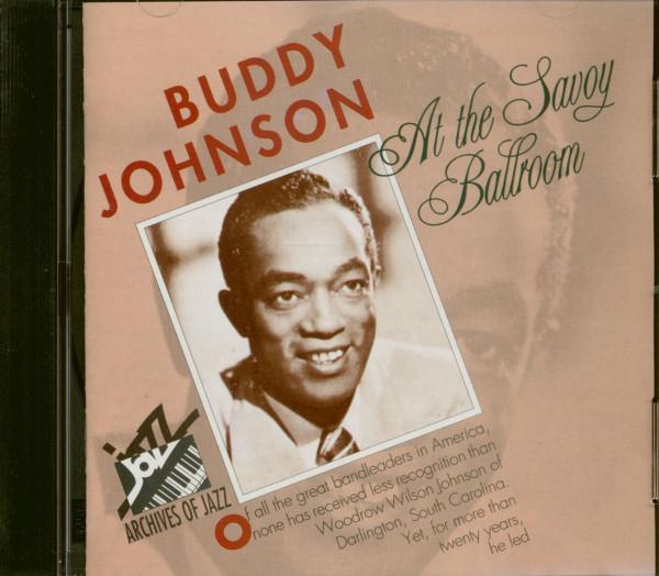 At The Savoy Ballroom (CD)