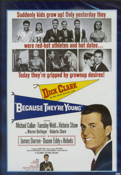 Because They're Young (1960)