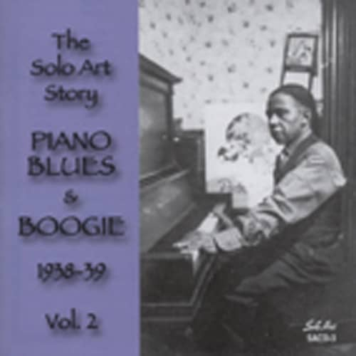 Vol.2, Solo Art Story: Piano Blues And Boogie