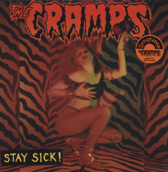 Stay Sick (inklusive MP3 Download)