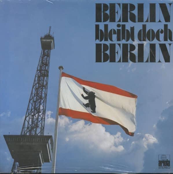 Berlin bleibt doch Berlin (2-LP)