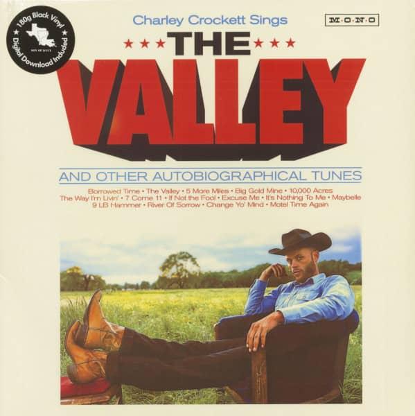The Valley (LP, 180g Vinyl & Download)
