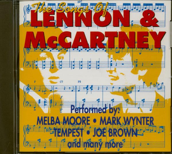 The Songs Of Lennon & McCartney (CD)