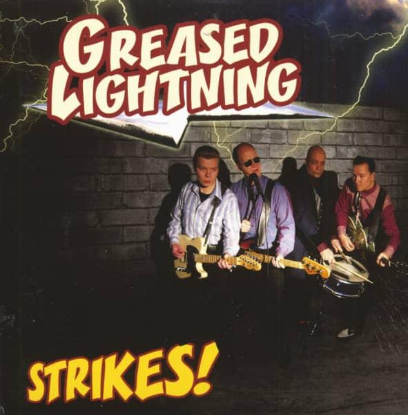 Strikes! (CD)