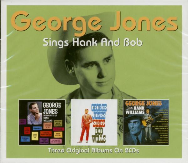 Sings Hank And Bob (2-CD)