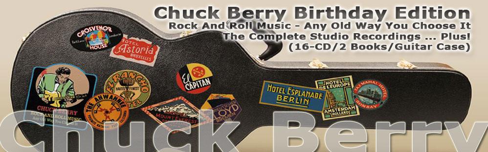Chuck berry Boxset Gitarre